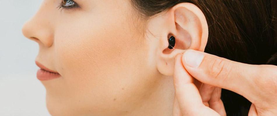 appareil auditif invisible